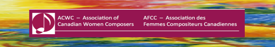 Association of Canadian Women Composers / Association des femmes compositeurs canadiennes